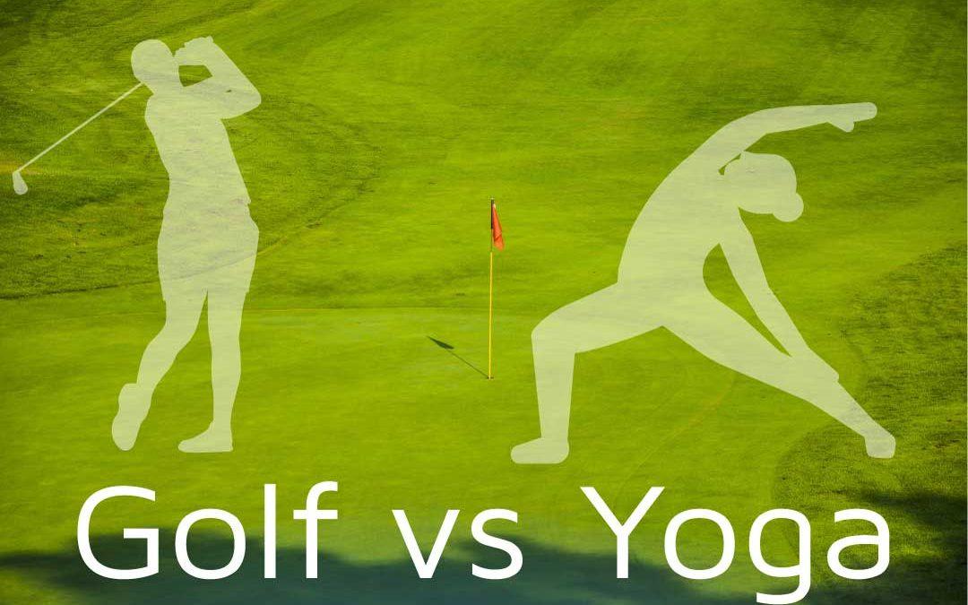 Golf vs. Yoga